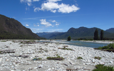 Braided rivers 2